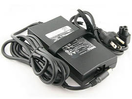 130W DELL 0JU012 OCM161 Laptop AC Adapter With Cord/Charger