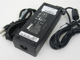 130W DELL 0W1828 TC887 Laptop AC Adapter With Cord/Charger