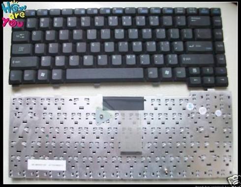 New ASUS A6T A6Tc A6U US Laptop Keyboard