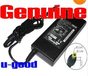 90W Genuine AC Adapter ASUS L80 F80 F80Cr F80L F80S F80Q F50
