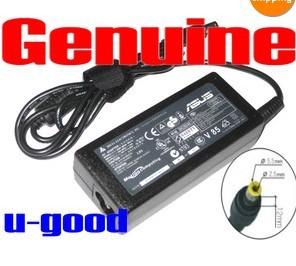 65W Genuine AC Adapter Charger Asus W5000F W6 W6A W6F W6Fp W7