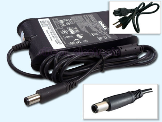 Dell PA-12 AC Adapter Charger Power Supply Latitude D600 D500 D4