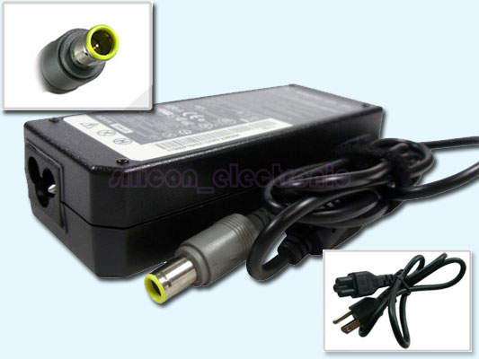 90W AC Adapter Charger for IBM Lenovo N100 N200 V100 V200