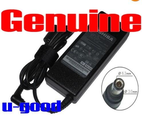 Genuine AC Adapter Charger PA2444U Toshiba 6000 6100