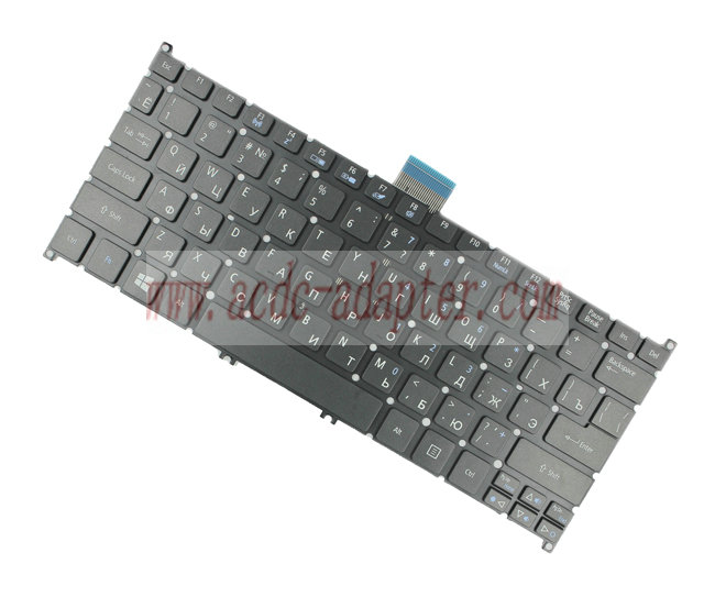 US keyboard for Acer Aspire S5-391-9880 S5-391-9860