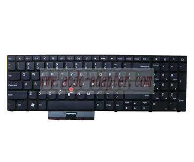 Lenovo thinkpad Edge E520 E525 US keyboard 04W0872 0A62075