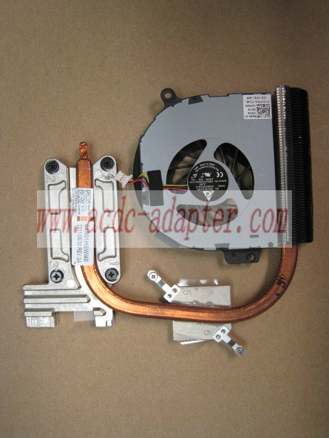 fan KSB0505HA-C-AJ60 of DELL Inspiron 14R N4110 CPU heatsink