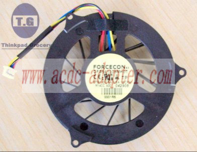 FORCECON DFS541305MH0T F7B1 DC5V 0.5A 4 PINS CPU cooling FAN NEW