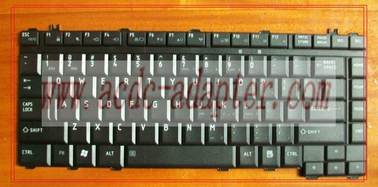 Genuine Toshiba Satellite Keyboard G83C000862US NEW!!!