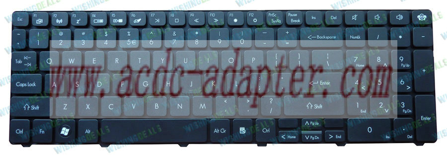 New PACKARD BELL EN-TK11BZ EN-TK13BZ US Keyboard