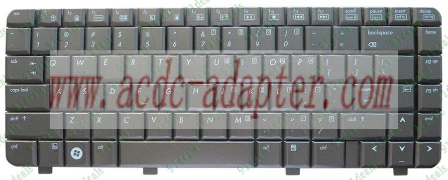 NEW HP Pavilion DV4-2145DX WA889UA US Bronze Keyboard
