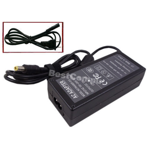 AC Adapter Charger for CHI LCD Monitor CH-1204 CH-1205 Power Sup