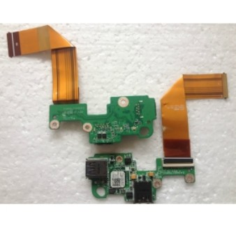 Genuine Dell XPS 15 L501X L502X USB interface board GRWM0