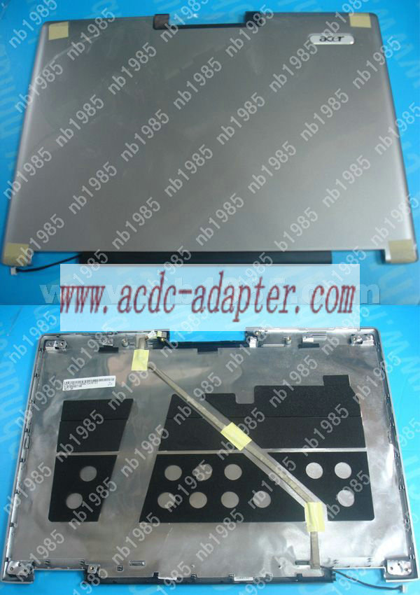 acer aspire 5570 5570z 5580 rear cover with webcam