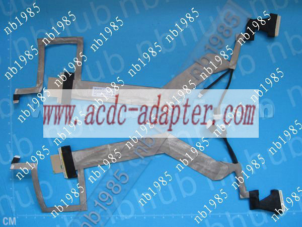 laptop cable for HP DV4 LCD Display Cable DC02000IO00