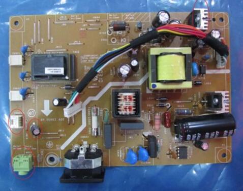 Philips 202E 202E1 4H.0UH02.A01 Power Supply Board 4H.0UH02.A00
