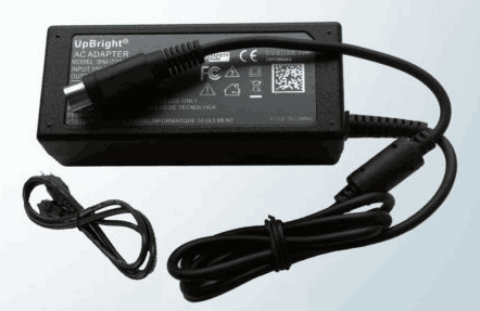 4-Pin or Barrel New AC Adapter For Sharp NL-A69J 0219B1270 Power