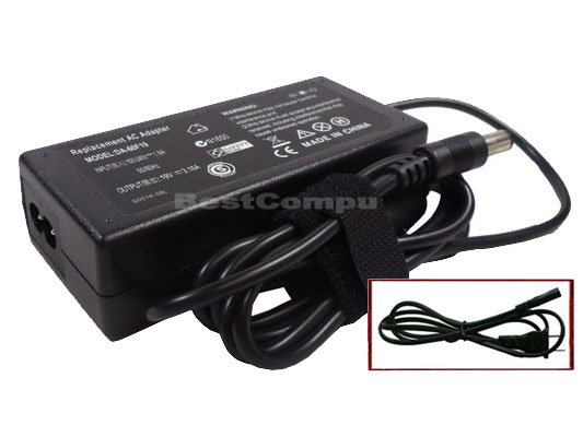 Amptron 19V 3.16A AC Adapter Polyview V293 LCD monitor