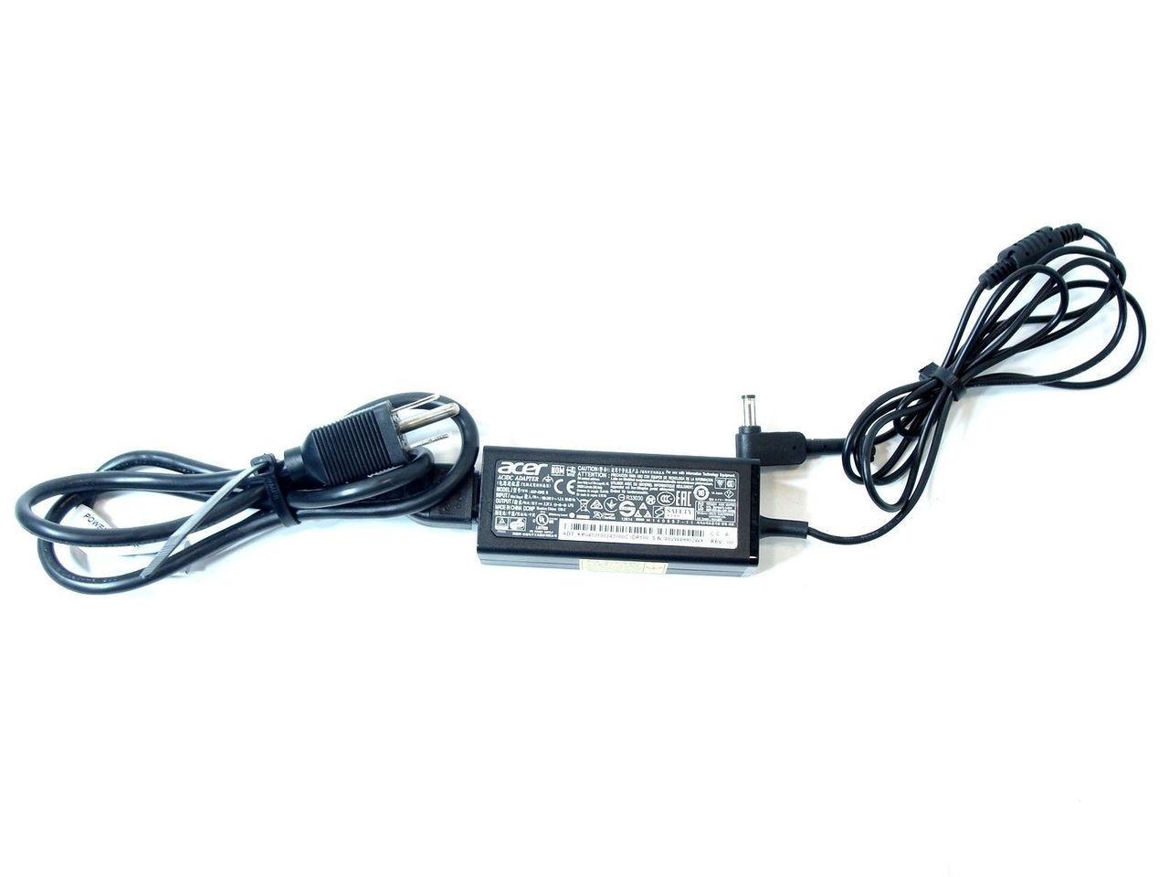 Acer Aspire E5-422 19.5V 2.37A 45W AC Adapter AG19023B011 E5-731